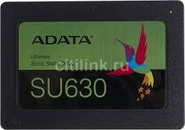 Купить SSD накопитель <b>A-DATA Ultimate</b> SU630 ASU630SS ...