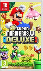 <b>New Super Mario</b> Bros. U Deluxe (<b>Nintendo</b> Switch): Amazon.co.uk ...