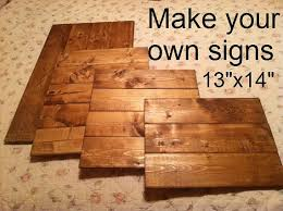 wood sign glass decor wooden kitchen wall: make your own home decor sign take your favorite quote and show off your