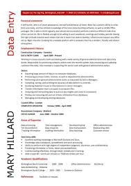 data entry resume references secrets you might need to know        data entry resume sample   no experience