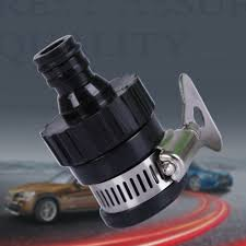 <b>Garden Water Hose Tap</b> Plastic Universal Quick Connector With A ...