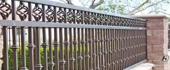 gates metal fences ornamental wrought iron garden