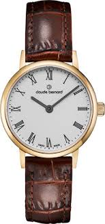 Женские швейцарские наручные <b>часы Claude Bernard 20215</b> ...