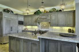 Grey Stained Kitchen Cabinets Gray Stained Kitchen Cabinets Rooms
