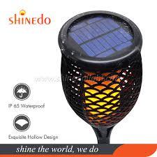 China New <b>96 LED Solar</b> Power Torch Flame Garden Light for ...