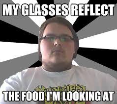 Memes Vault Black Guy With Glasses Memes via Relatably.com