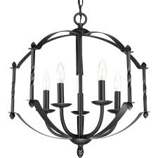 greyson collection 5 light black chandelier black chandelier lighting photo 5