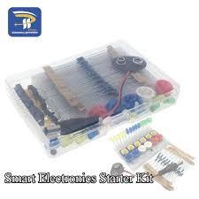 <b>Smart Electronics</b> Starter DIY Kit For arduino <b>uno r3</b> mini 400 point ...