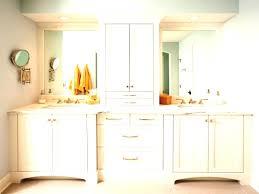 Bathroom Tower Storage Bathroom Tower Cabinets Free Image