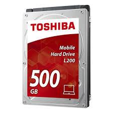 <b>Жесткий диск Toshiba L200</b> 2.5 500 Gb SATA III 8 Mb 5400 rpm ...