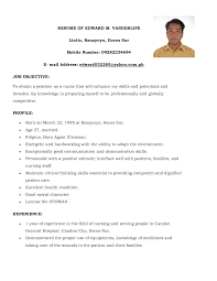 rn resume sample cover  seangarrette corn resume sample