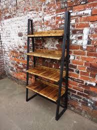 industrial chic rack furniture chic industrial furniture