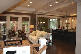 Floor Design   Country House s With Open Floor    Inspiring Open Floor Plan House Plans With Photos