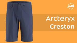 Шорты <b>Arcteryx</b> Creston. Обзор - YouTube