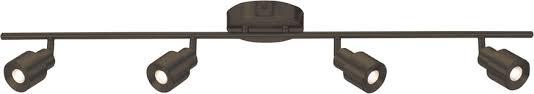 afx chrf4200ledrb3k chappelle oil rubbed bronze led track lighting kit loading zoom bronze track lighting