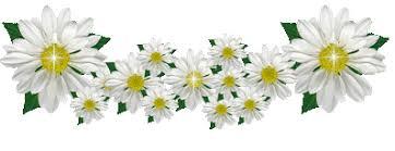 Znalezione obrazy dla zapytania kwiatowe gify