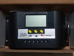 <b>Solar Charge Controllers 10A, 20A, 30A</b> - Synergy Solar Solutions ...
