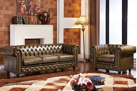 u best classic new chesterfield sofa realgenuin chesterfield sofa leather 3