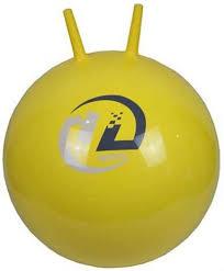 <b>Мяч</b>-<b>попрыгун Z-Sports BB-004</b>-45 Yellow, 45 см - купить товар для ...