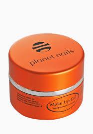 Гель-лак для ногтей <b>Planet Nails</b> 11037 Make Up Gel Rose 15 г ...