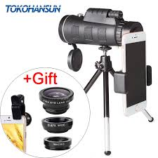 <b>TOKOHANSUN Mobile Phone</b> Camera Lens 40x Telescope ...
