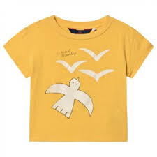 <b>Футболка</b> THE ANIMALS OBSERVATORY Rooster T-Shirt Yellow ...