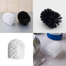 universal plastic toilet brush head