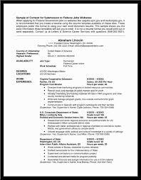 best government job resume samples   alexa resumebest government job resume samples