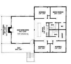 images about house plan on Pinterest   Floor plans  House    Floor Plans AFLFPW   Story Tidewater Home   Bedrooms  Bathrooms and