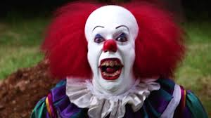 Best of Tim Curry's <b>Pennywise</b> (<b>Stephen King's IT</b> 1990) - YouTube