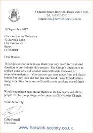 gratitude letter academic resume template formal letter template