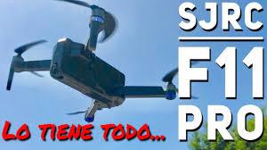 <b>SJRC F11 PRO</b>: plegable, <b>gps</b>, cámara 2K,... y buen precio ¿Quién ...
