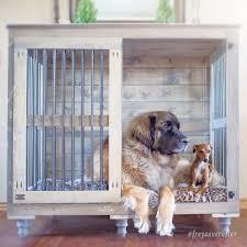 great dane den furniture style dog crates