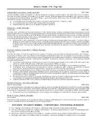 resume sample    senior financial executive resume    career    sample resume for senior financial executive