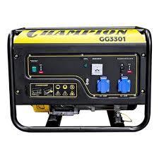 <b>Генератор бензиновый CHAMPION GG3301</b> — купить в интернет ...