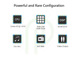 "<b>7</b>""<b>Double 2Din</b> Android 9.0 Universal Car Radio Stereo 2GB+16GB ..."