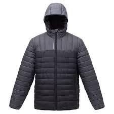 <b>Куртка мужская Outdoor</b>, <b>серая</b> с черным (артикул 5745.31 ...