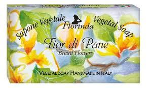 Купить <b>натуральное мыло Note Fiorite</b> Fior Di Pane 100г Florinda ...