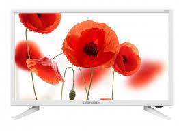 <b>Телевизор TELEFUNKEN TF</b>-<b>LED24S52T2</b>, белый — купить в ...