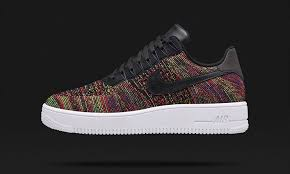 nikelab introduces multicolor air force 1 ultra flyknit low air force 1 flyknit