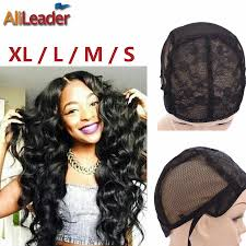 <b>Alileader</b> Best Wig Cap For Making Wigs Cheap With Adjustable ...