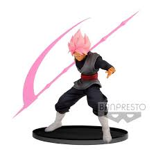 <b>Dragon Ball Z</b> - Goku Black <b>Banpresto</b> World Figure - ZiNG Pop ...