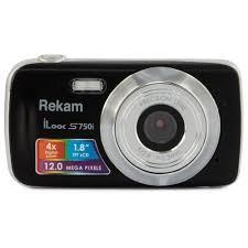 Купить <b>Фотоаппарат Rekam iLook S750i</b> черный в каталоге с ...