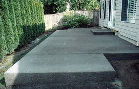 patio slab sets: concrete design ideas concrete backyard ideas  concrete design ideas