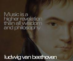 Ludwig Van Beethoven with One of His Manuscripts | Vans, Fire and ... via Relatably.com