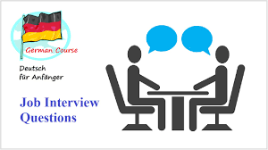 job interview questions learn german job interview questions 9734 learn german