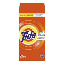 <b>Стиральный порошок TIDE</b> Альпийская свежесть 12 кг — купить в ...