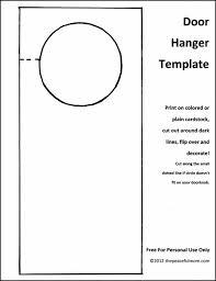 door hanger design template door hanger template outline door hanger design template door flyer template amp 1000 ideas about door hanger template on best