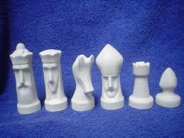 <b>Ceramic</b> Bisque 32 Piece Arnel Modern Chess от ...