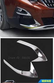 abs front head fog lamp